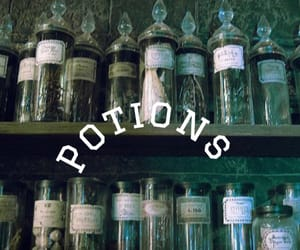 class, harry potter, and potions image