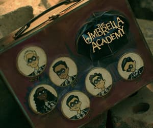 article, the umbrella academy, and if i were image
