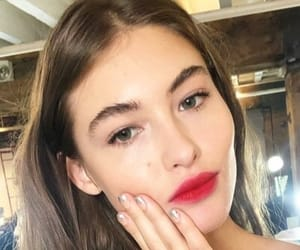 beauty, models, and makeup image