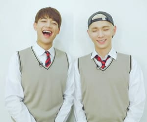 key, korean, and Minho image