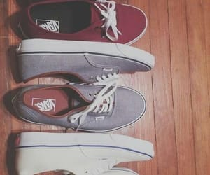 colours, style, and vans image