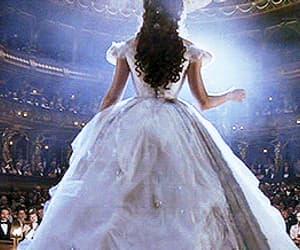 emmy rossum, gif, and The Phantom of the Opera image
