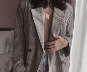 blazer and fashion image