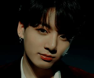 gif, jungkook, and handsome image