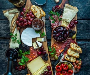 food, cheese, and eat image