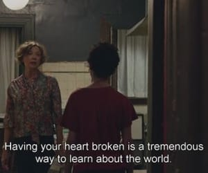 quotes, world, and heartbreak image