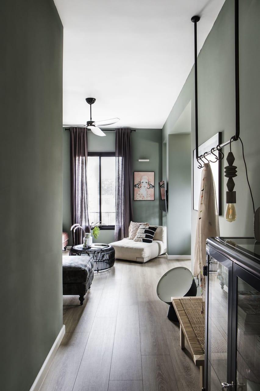 Home Design Et Deco un appartement au charme coloré, design et bohème - planete