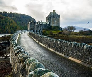 landscape, scotland, and travel image
