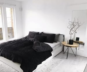 aesthetic, bedroom, and minimal image
