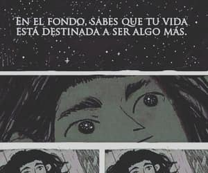 destino, vida, and frases en español image