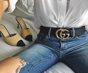 gucci, fashion, and belt image