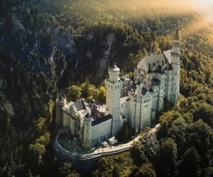 architecture, bavaria, and castle image