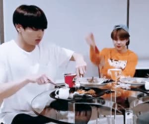 gif, chimmy, and jungkook image