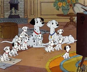 disney, 101 dalmatians, and dog image
