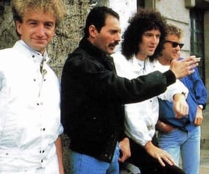 band, music, and Queen image