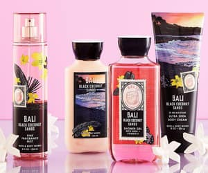 beauty, bath and body works, and body lotion image