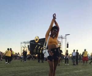 cape town, music festival, and model image