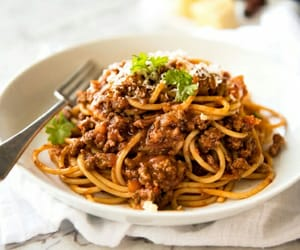food, good, and italian image