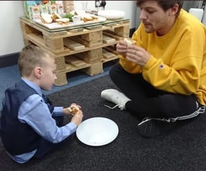 babies, baby, and louis image