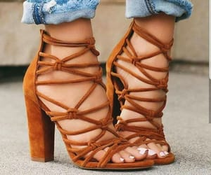 fashion shoes, heels, and shoe lover image