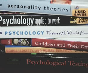 psychology, study, and textbook image