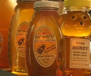 honey, aesthetic, and sweet image
