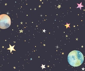 stars and background image