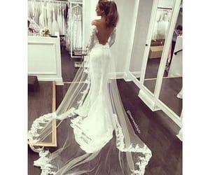 adorable, awesome, and wedding dress image