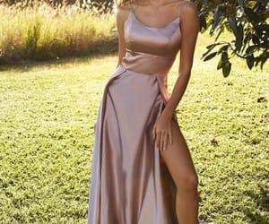 fashion, dress, and beauty image