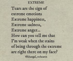 emotions, happiness, and quotes image