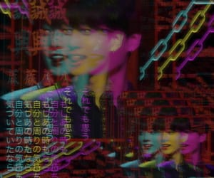 cyber, kpop, and jungkook image