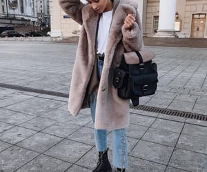blogger, boots, and chic image