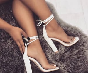 classy, fashion, and highheels image