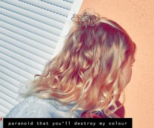 blonde, destroy, and quotes image