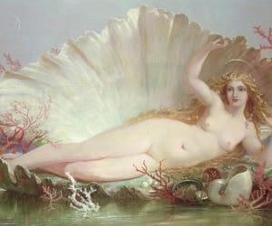 art, aphrodite, and Venus image
