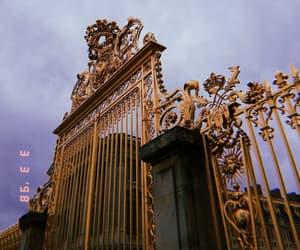 details, gate, and paris image