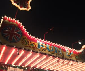 aesthetic, ar, and funfair image