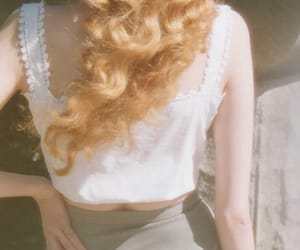 clothes, ethereal, and ginger image