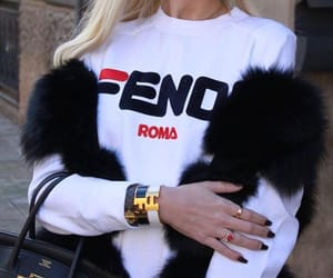 accessories, fendi, and girls image
