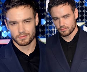 celebrity, one direction, and liam payne image