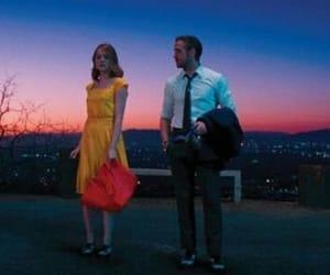 header, movie, and la la land image