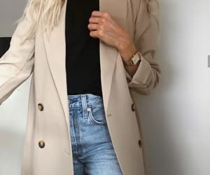 beige, chic, and girls image