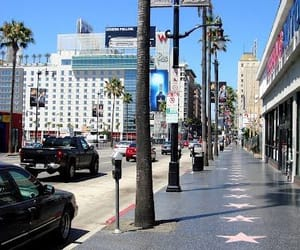 Dream and hollywood image