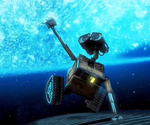 disney, eva, and walle image
