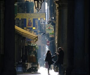 italy, turin, and light image