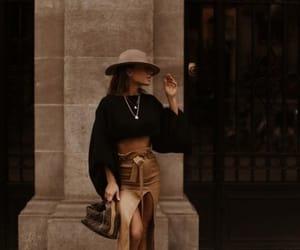 bag, jewellery, and skirt image