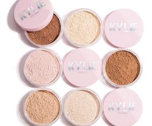 beauty, powder, and makeup image