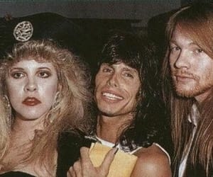 rock, aerosmith, and axl rose image