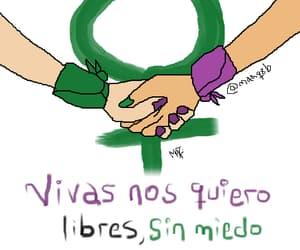 8m, feminismo, and mujeres image