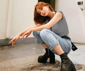 kfashion, korean, and korean girl image
